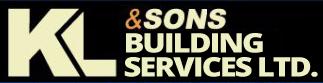 """""""KL & Sons Building Services Ltd."""", KL and Sons Building Services, Devizes, Marlborough, Calne, Bath"""